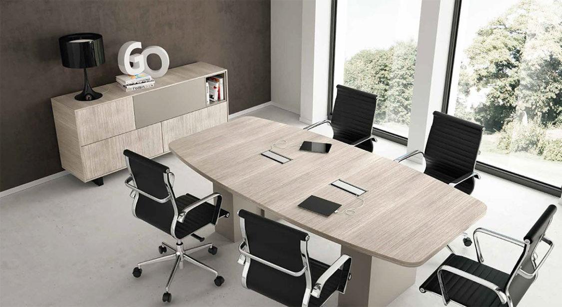 Arredo ufficio moderno top mobili operativi with arredo - Arredo ufficio moderno ...