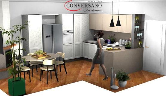 Conversano Arredamenti | Progettazione mobili su misura ...
